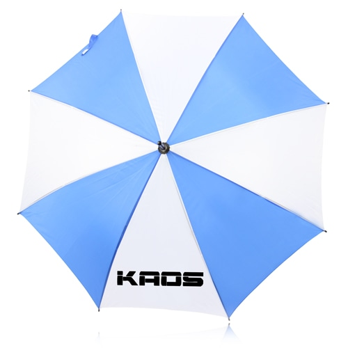 60 Inch Promotional Fiberglass Ribs Golf Umbrella Image 4