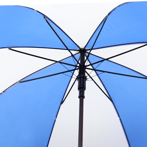 60 Inch Promotional Fiberglass Ribs Golf Umbrella Image 5