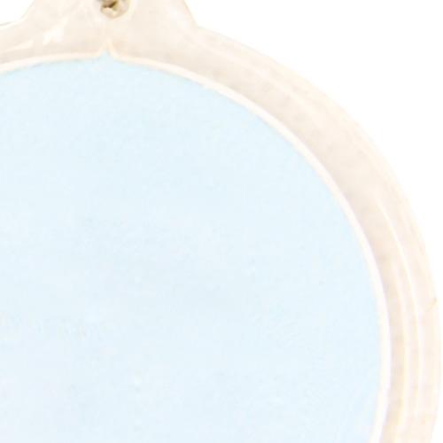 Circle Acrylic Key Tag