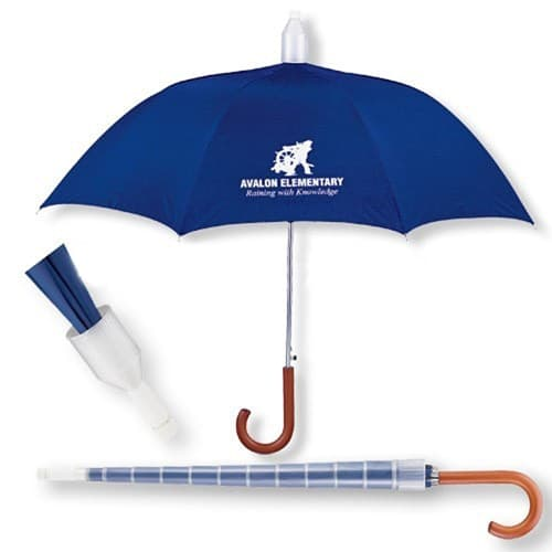 Fashionable Umbrella With Plastic Cover