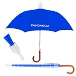 Fashionable Umbrella With Plastic Cover