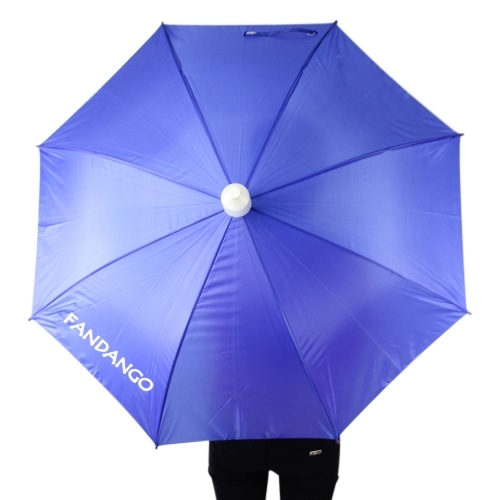 Fashionable Umbrella With Plastic Cover Image 3