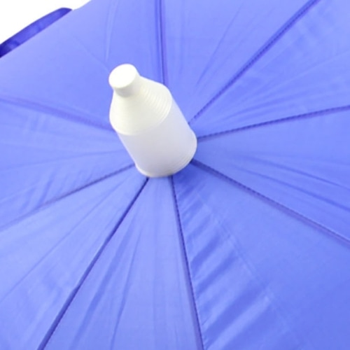 Fashionable Umbrella With Plastic Cover Image 5