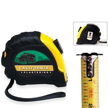 Retractable Tape Measure with Strap