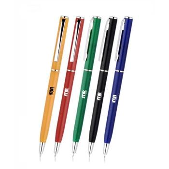 قلم رفيع يعمل بالإلتواء