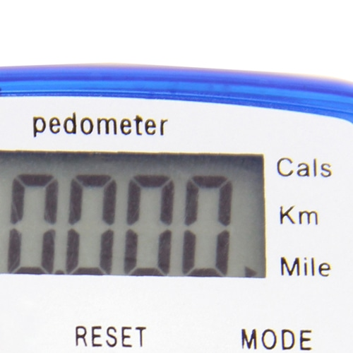 Digital Pedometer With Clip Image 6