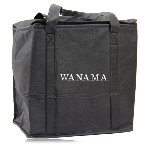 Insulated Grocery Tote Bag Image 1