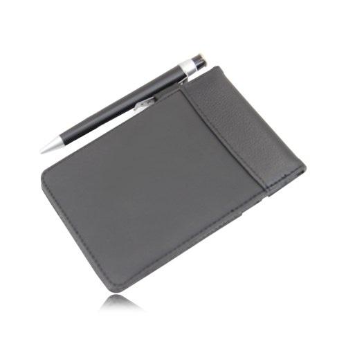 Quest Pocket Jotter With Pen Image 2