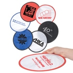 Folding Flyer Disc with Pouch
