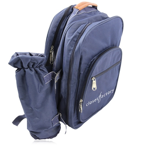 4 Person Picnic Backpack Image 1