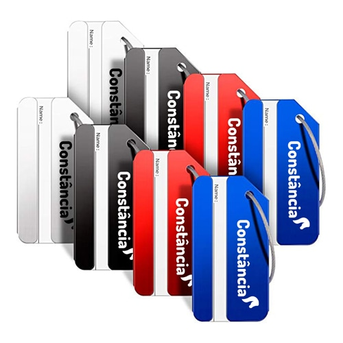 Ace Stainless Steel Luggage Tag Image 7