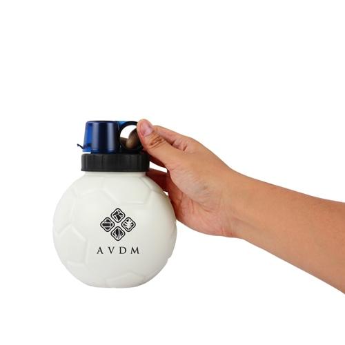 850ML Football Shaped Water Bottle