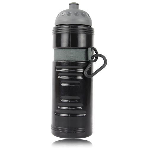 750ML Dashing Carabiner Sports Bottle Image 2