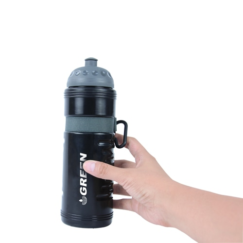 750ML Dashing Carabiner Sports Bottle