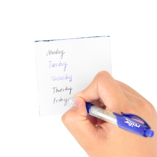 Transparent Stylish Grip Pen