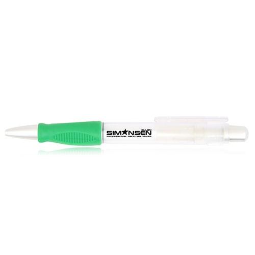 Nimble Transparent Easy Grip Pen