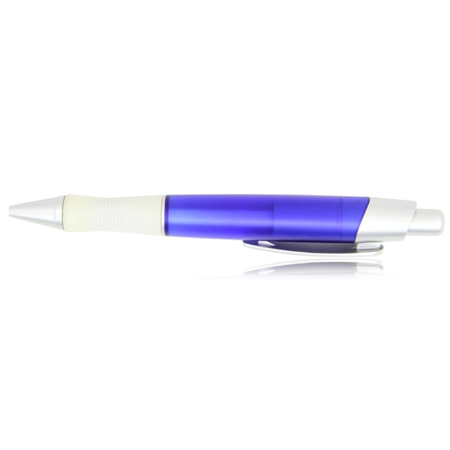 Rubber Grip Ballpoint Pen