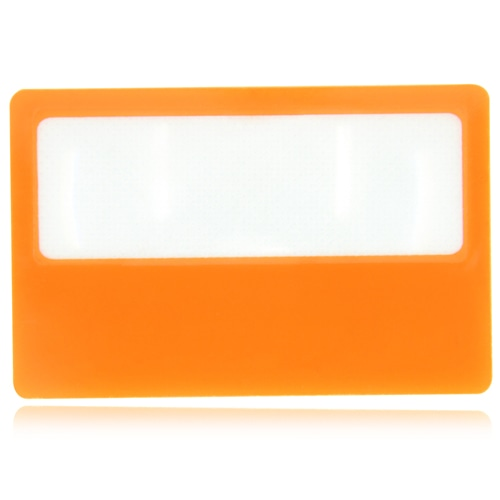 Card Size Bookmark Magnifier Image 1