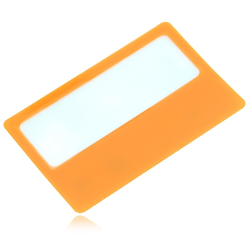 Card Size Bookmark Magnifier Image 6