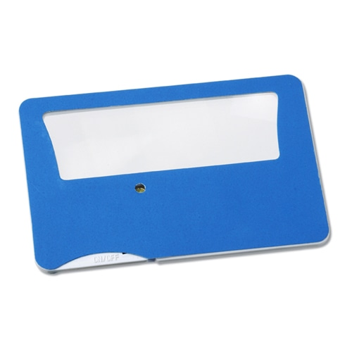 Credit Card Magnifier With Light Image 2