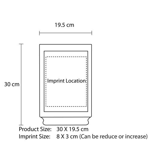 Large Jumbo Bookmark Magnifier