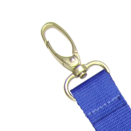 Polyester Lanyard With Oval Hook Image 4