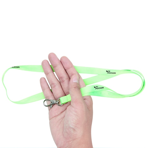 Nylon Lanyard With Heavy Duty Swivel