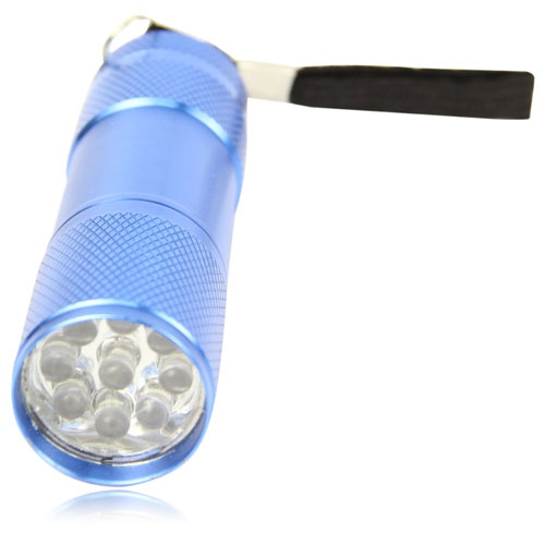 Super Bright Alluminum Flashlight Image 1