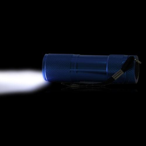 Super Bright Aluminium Flashlight Image 4