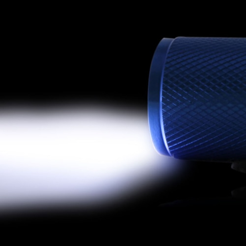 Super Bright Alluminum Flashlight