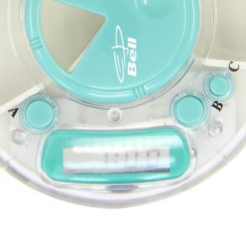 Digital Timer Pill Box Case