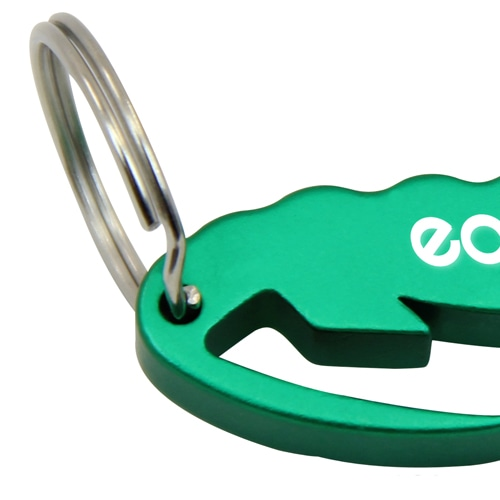 Crocodile Shape Bottle Opener Keychain Image 5