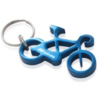 Bicycle Keyring With Bottle Opener