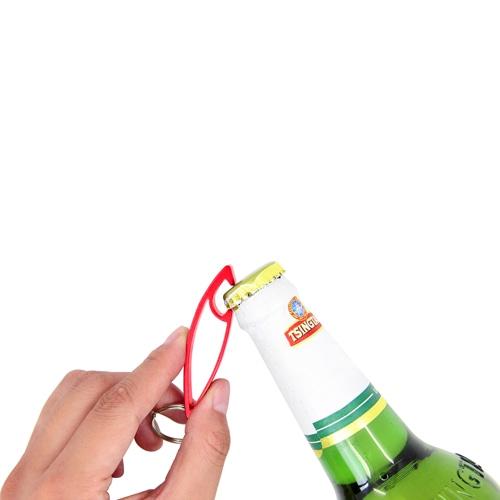 Ergo Aluminium Keychain Bottle Opener Image 4