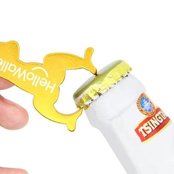 Hanging Monkey Bottle Opener Keyring