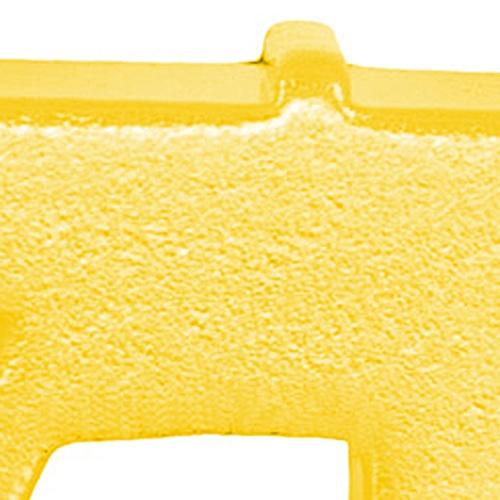 Gun Shape Bottle Opener Keychain Image 8