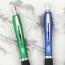 Rubber Grip Retractable Stylus Pen Image 2