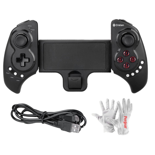 Telescopic Wireless Bluetooth Gamepad Joystick