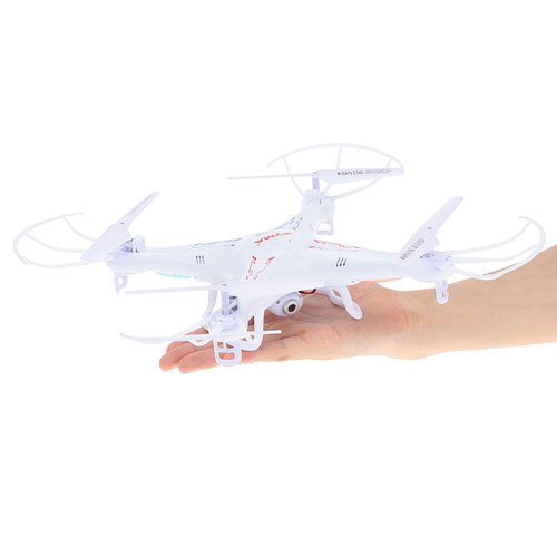 2.4GHz 4CH 6 Axis Quadcopter With 2MP HD Camera