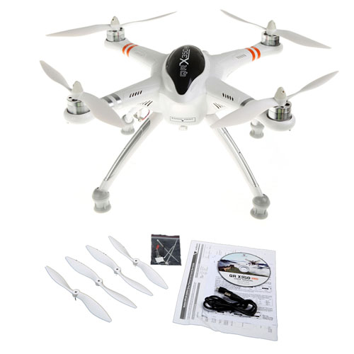 G-2D Gimbal DEVO F7 Transmitter RC Quadrocopter
