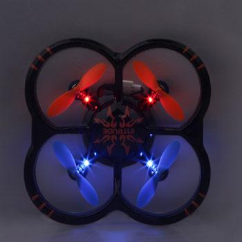 4CH 6 Axis Gyro 4 CH Radio Control Plane