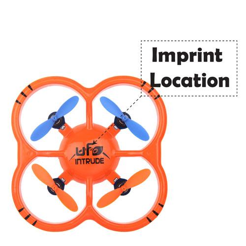4CH 6 Axis Gyro 4 CH Radio Control Plane Imprint Image