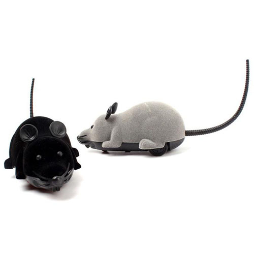 RC Wireless Rat Simulation Mouse