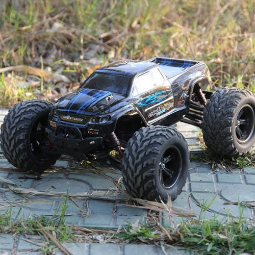 2.4G 4CH 4WD High Speed Stunt Racing RC Car