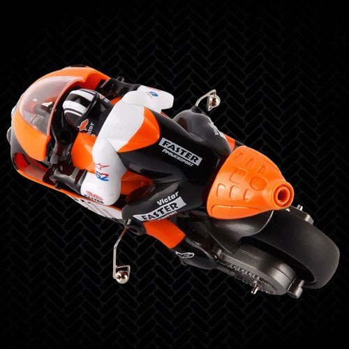4CH 2.4G ElectricToys RC Stunt Drift Motorcycles