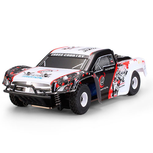 2.4G 4WD Brushed RC Drift Car