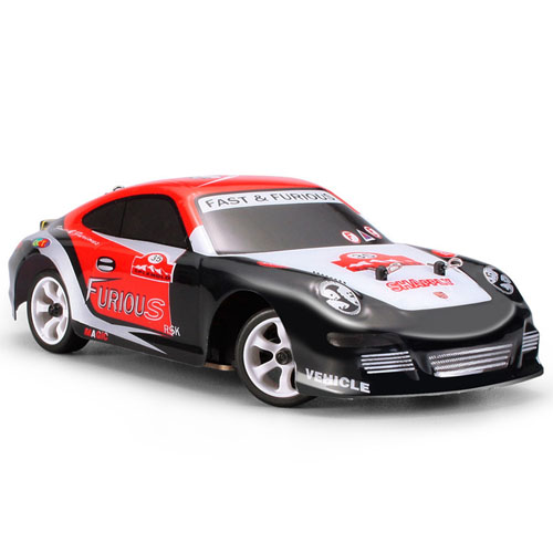 4WD 2.4GHz Drift High Speed RC Racing Car