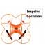 2.4G 4CH 6 Axis Gyro Mini RC Portable Quadcopter