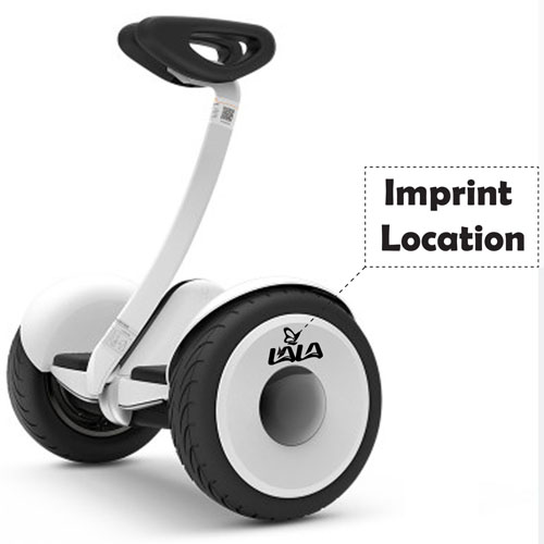 Ninebot Two Unicycle Wheels Smart Scooter Imprint Image