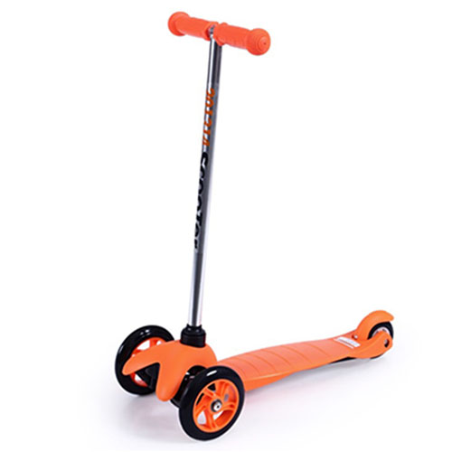 Three Wheel Childrens Scooter Image 2